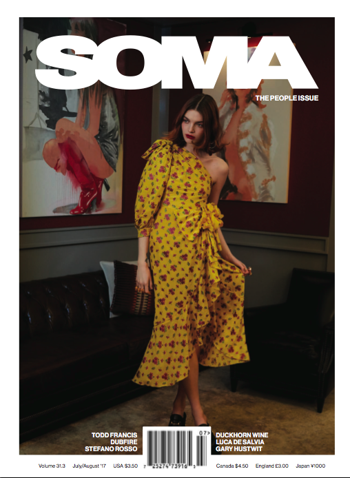 SOMA MAG COVER RICCHIE HINES
